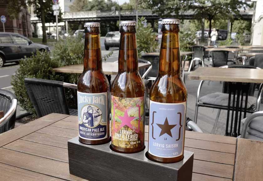 Munchs Hus | Beverages